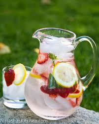 çilek nane limon detoksu nedir