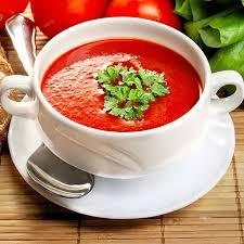 fesleğenli domates çorbası tarifi
