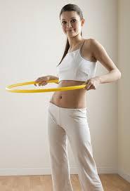 hula hop ile kilo verme