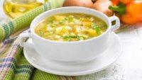 Diyet Sebze Çorbası Nasıl Yapılır?
