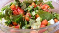 Diyet Yapanlar için Sebze Salataları