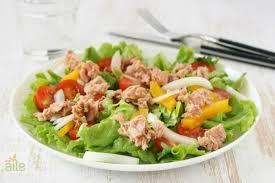 ton balığı ile diyet tarifler