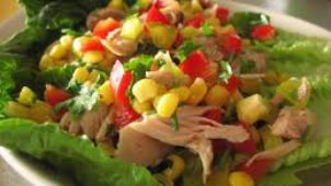 Ton Balıklı Salatalar