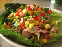 ton balıklı mısır salatası tarifi