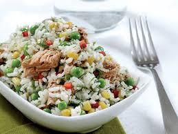 ton balıklı pirinç salatası tarifi
