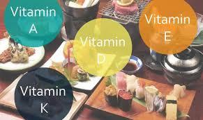 adek vitaminleri yağda çözünür mü
