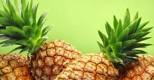 ananasın cilde zararları