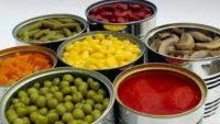 Konserve Gıdalar Zararlı mı?