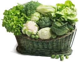 yeşil yapraklı sebzede neler var