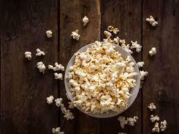 yağsız patlamış mısır kaç kalori