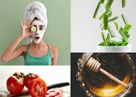 salatalık maskesi sivilce