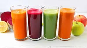 en sağlıklı sebze suyu