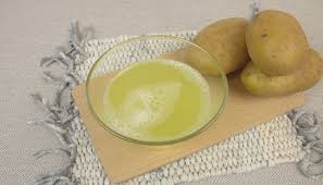 mide için patates suyu