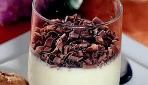 çikolatalı diyet puding tarifi