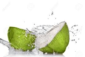 yeşil hindistan cevizi su içeriği
