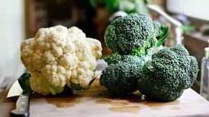 brokoli ve karnabahar