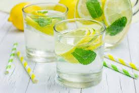 limonlu su içmek faydalı mı